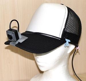 MCD-T291帽子カメラ