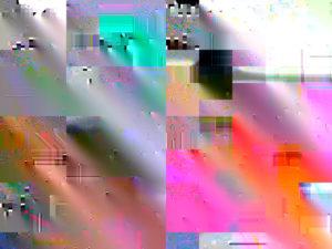PCで表示される異常画像