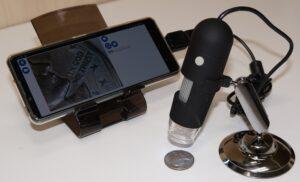 USB拡大鏡
